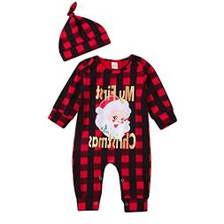 Mayunn 0-24 Month Toddler Infant Baby Boys Girls Christmas S