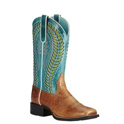 10019903 Ariat Women's Quickdraw Venttek Western Cowboy Boot