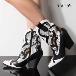 2019 Autumn New Retro PU Leather Ankle <font><b>Boots</b></f