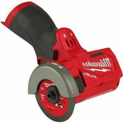 Milwaukee 2522-20 Cut Off Circular Saw Tool 12-V 3 in. Li-Io