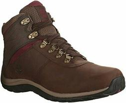 Timberland Women's Norwood Mid Waterproof Hiking Boot Dark B