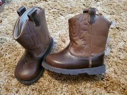 Baby Deer Cowboy Boots Size 4