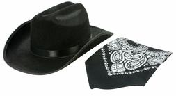 Childs Cowboy Hat with Bandana