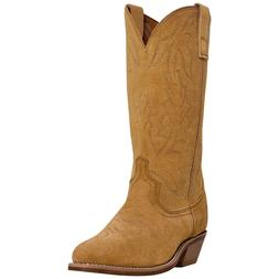 "Laredo 68216-WH3 Men's Boots Drew Sueded 13"" Cowboy R Toe Sh"