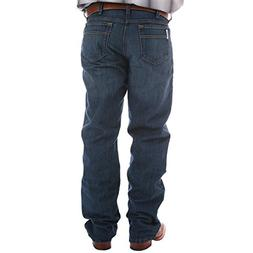 Cinch Men's Jeans White Label Relaxed Fit Dark Stone 44W x 3