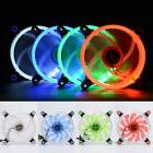 32 LED Light CPU Host Chassis Fan Cooling Cooler HOT Fan for