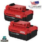 For PORTER CABLE PCC685L 20V MAX Lithium PCC680L 4.0Amp Hour