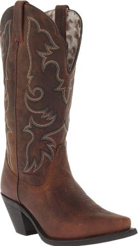 Laredo Access Ladies Leather Boots