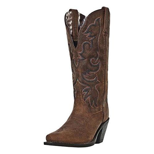 Laredo Access Leather Boots 7.5