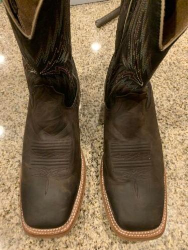 Ariat Arena Work Square Boots Men's Size New