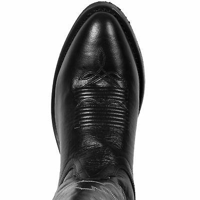 Old Black All Round Boots