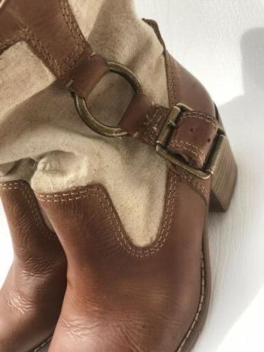 Lucky Boxer Bootie Sz 5 1/2 Ankle Boot