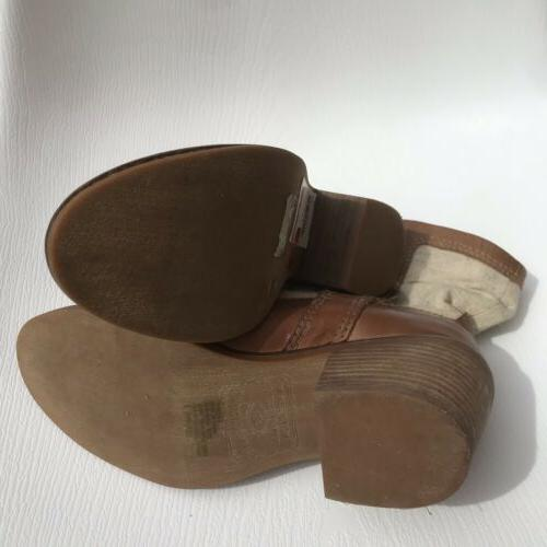 Lucky Brown Boxer 5 Cowboy Ankle