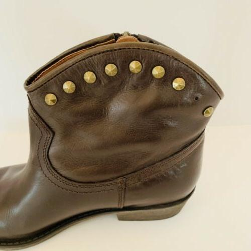 Lucky Zip Boots Cicily