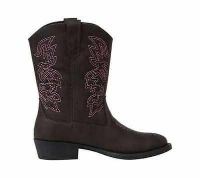 Children's Western Simulated Leather