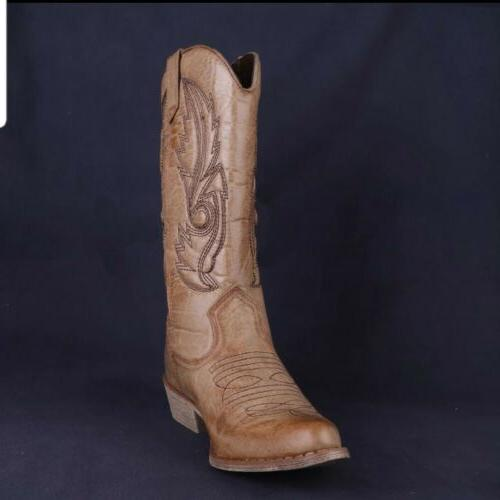 Classic Cowboy for Toe Leather