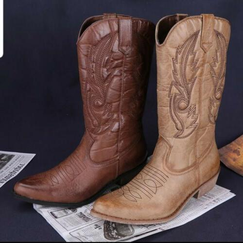 classic western cowboy boots for women pointy
