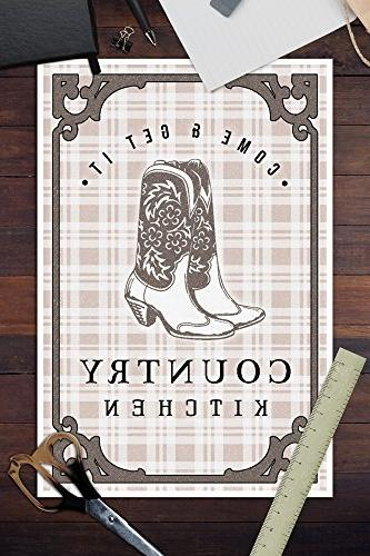 Country Kitchen - Boots
