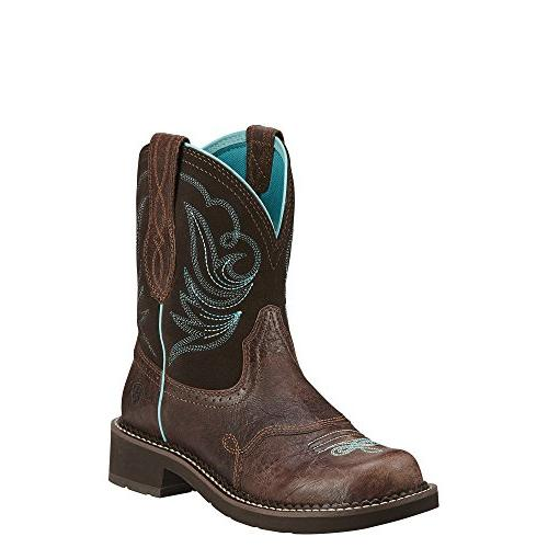 fatbaby boots western heritage dapper