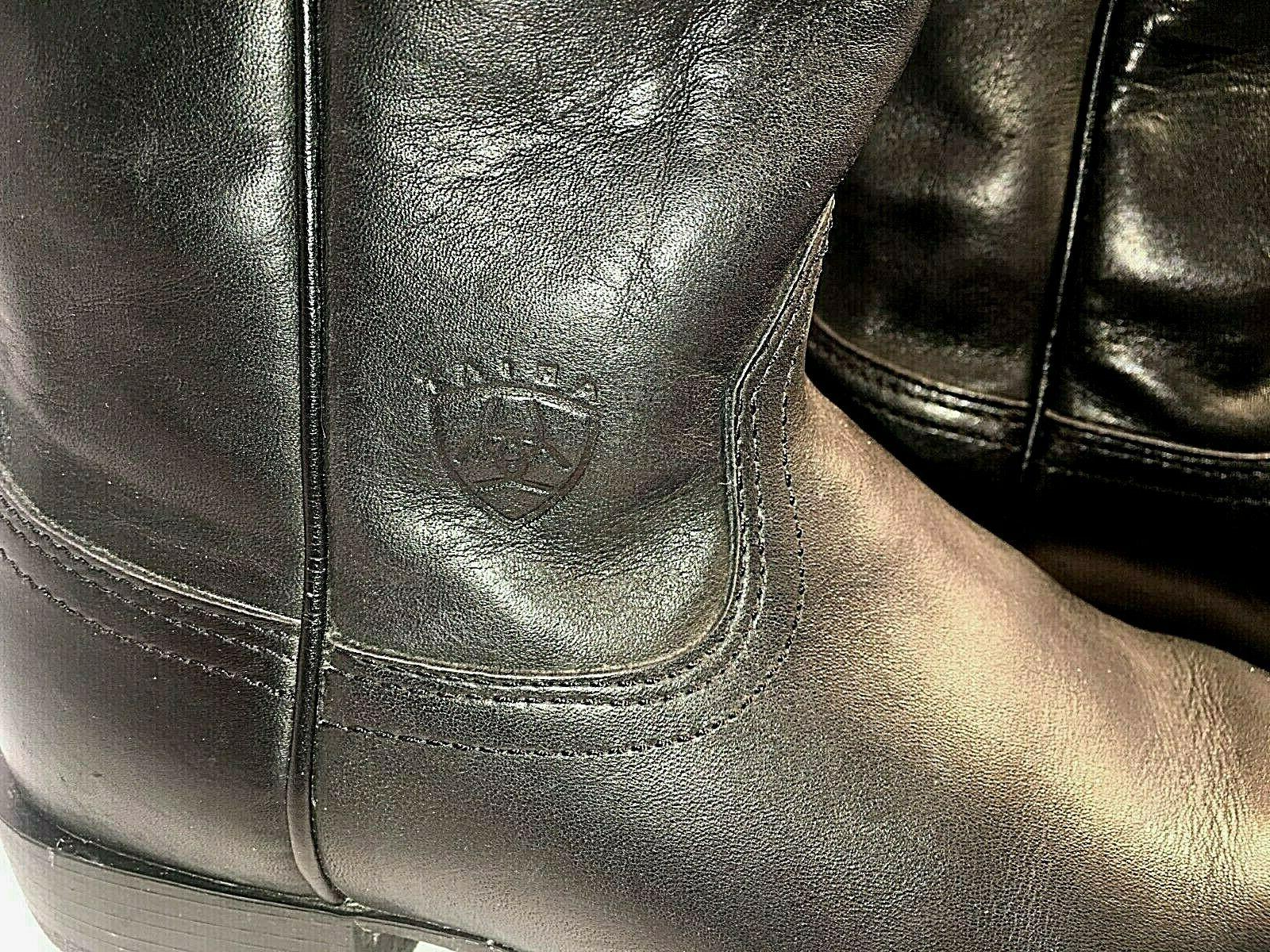 Leather Boots US