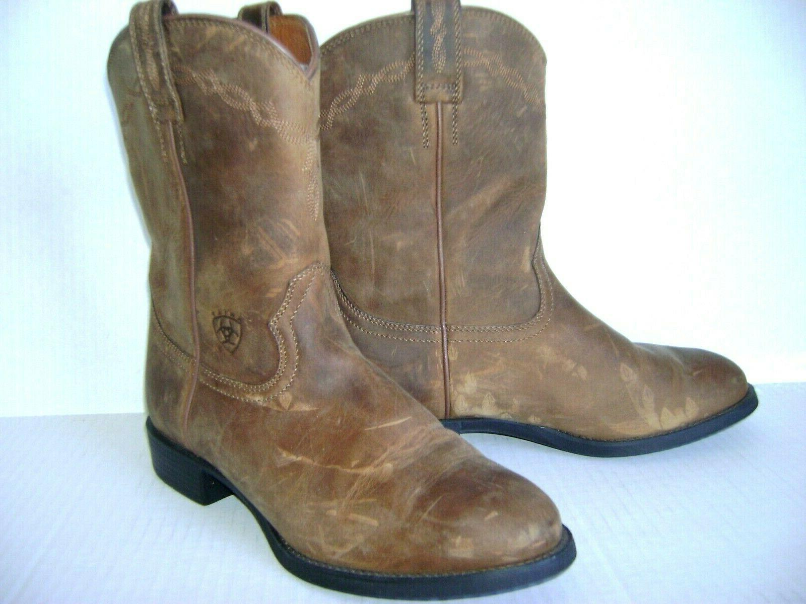 Ariat Mens Western Boots Mid 9EE