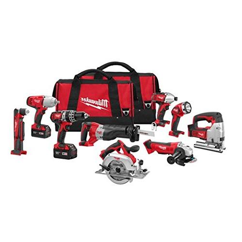 Milwaukee Combo 9 tool