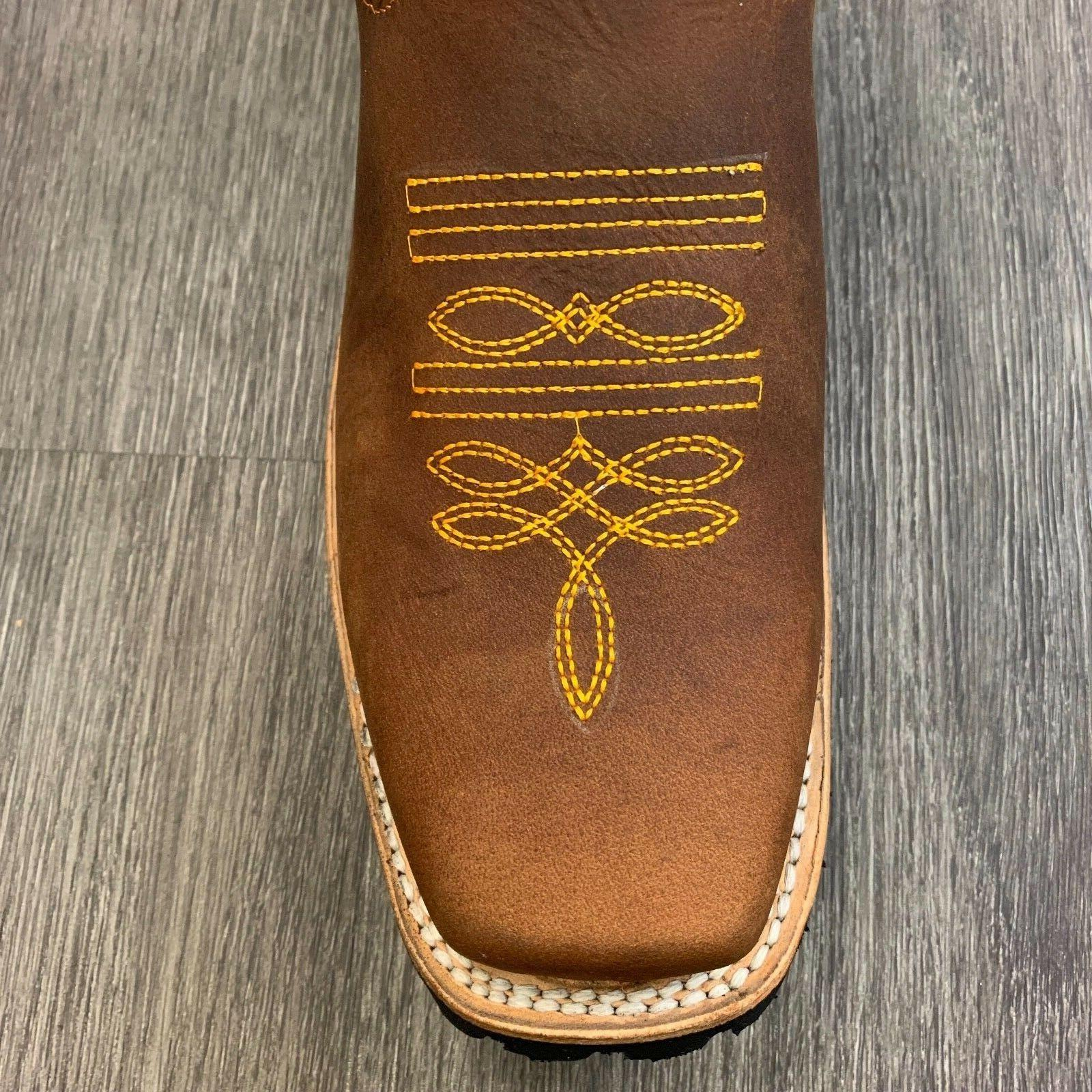MEN'S COWBOY LEATHER