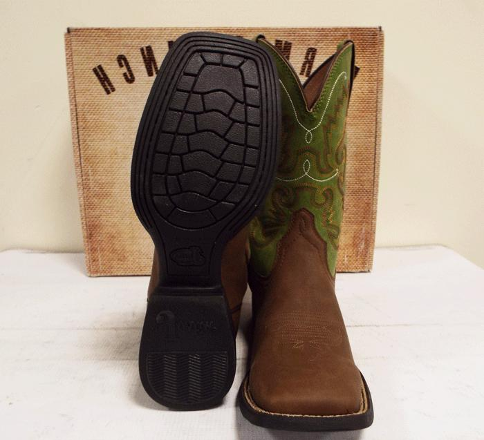 Justin Farm & Ranch Cowboy - IT NOW $69!