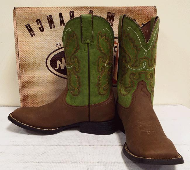 Justin & Ranch Cowboy - BUY $69!