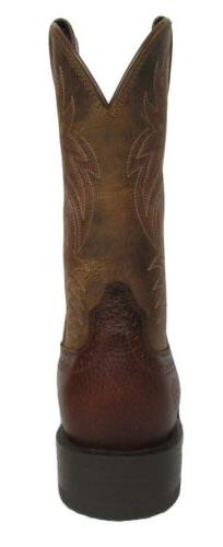 SALE! Ariat Brown Toe Boots 10016291