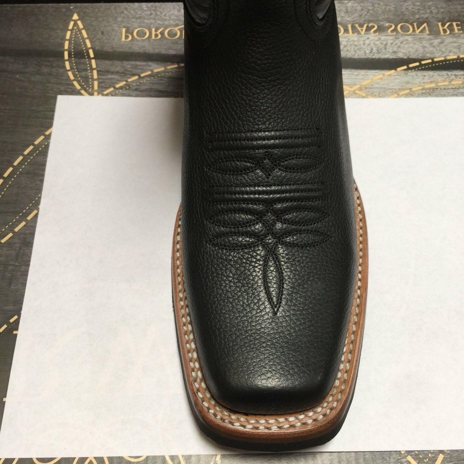 MEN'S RODEO SQUARE TOE