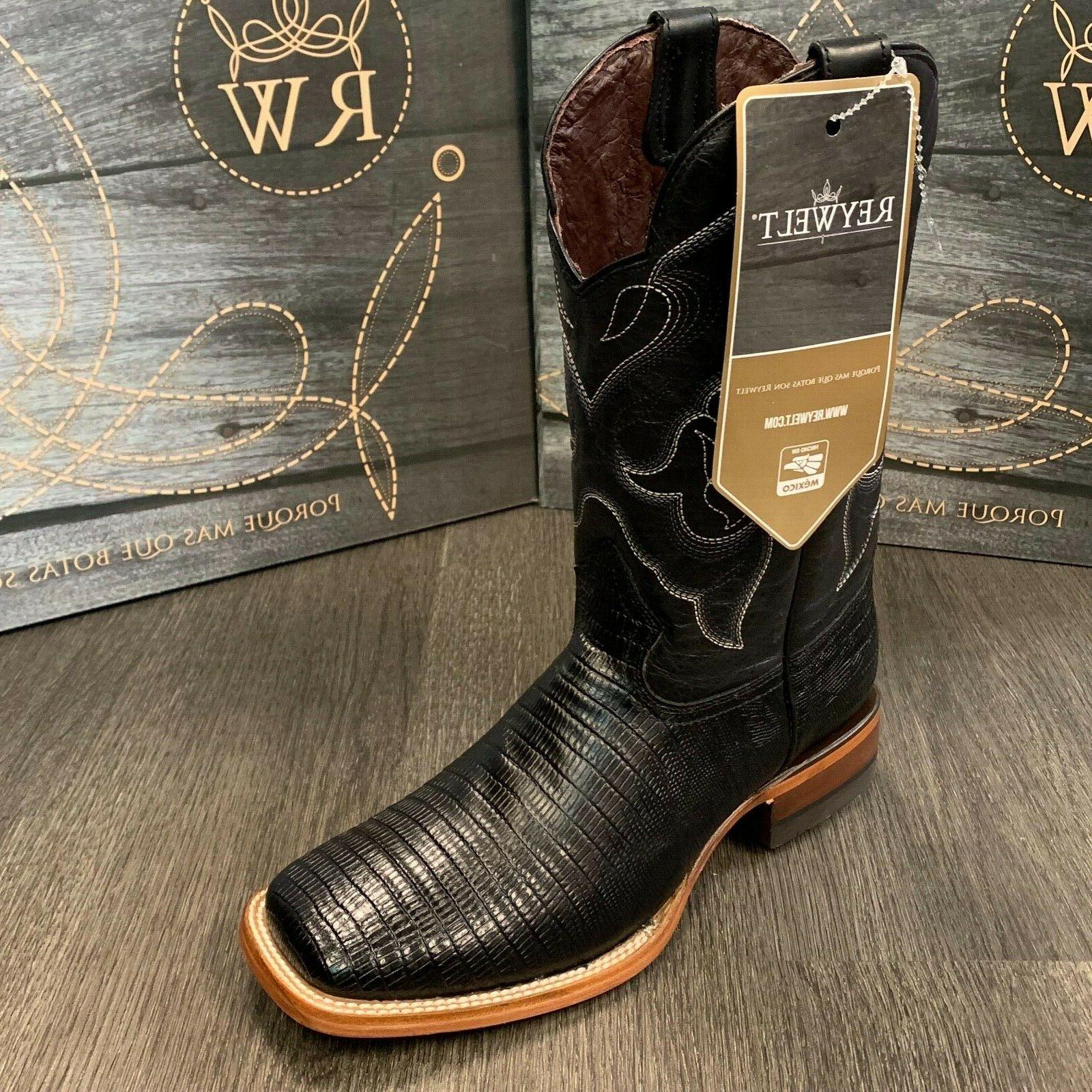 MEN'S RODEO SQUARE BLACK