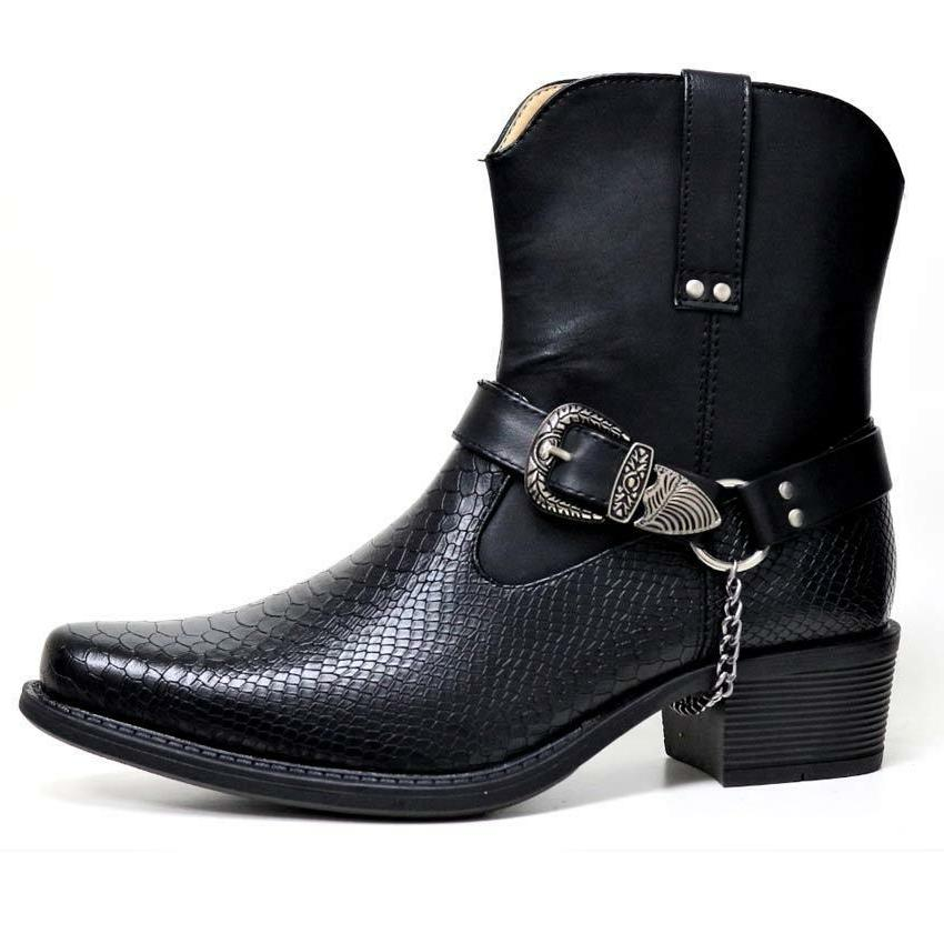Mens Cowboy Boots Western