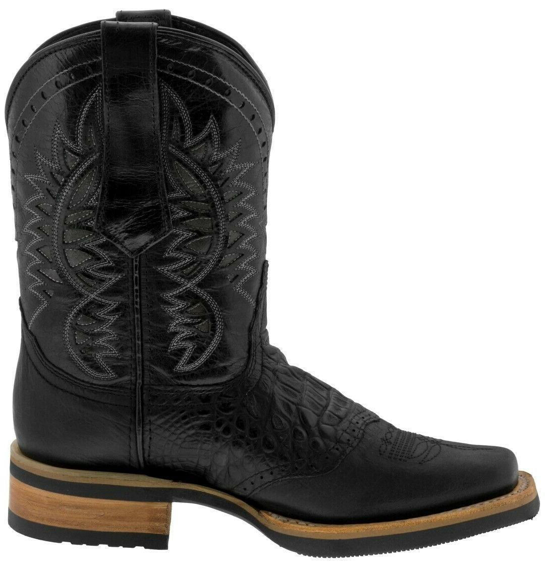 Mens Boots Square