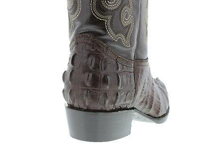 Mens Tail Design Boots Dress Casual