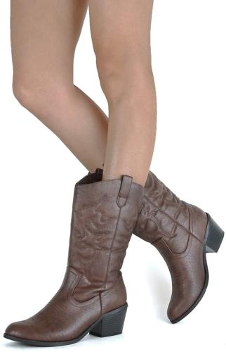 West Miami Western Boots, Pu, 11