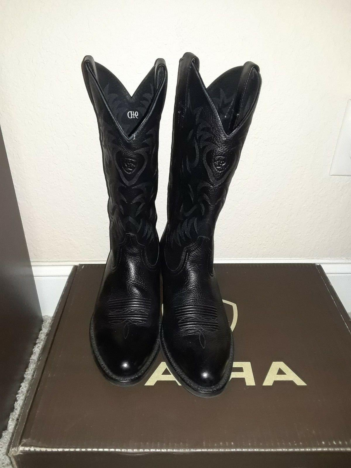 new cowboy boots size 9 1 2