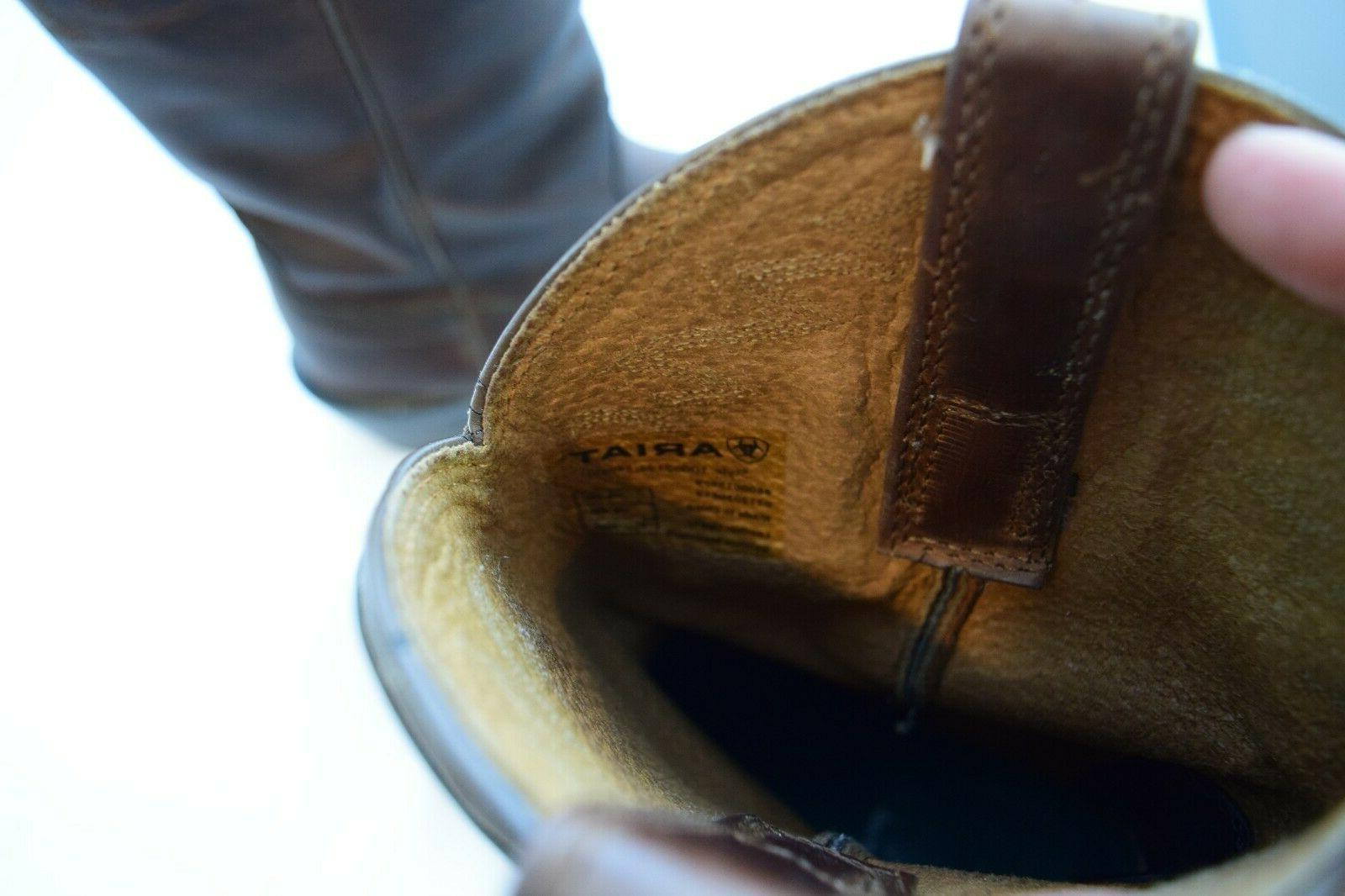 Ariat Western Leather Mens