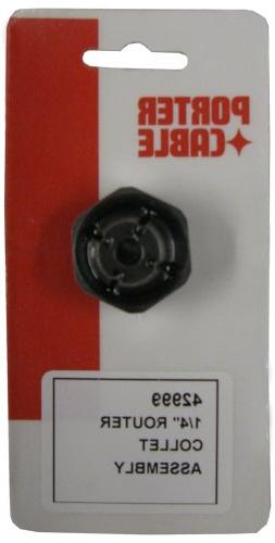 PORTER-CABLE 42999 1/4-Inch Self Releasing Collet