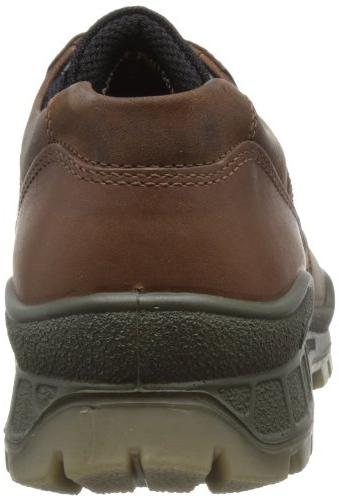 ECCO Track Low Oxford,Bison,42