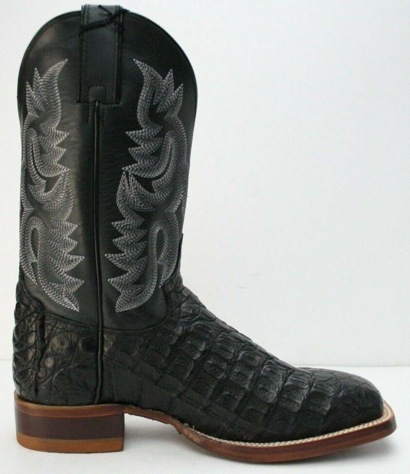 Justin Boots Caiman Exotic 8.5