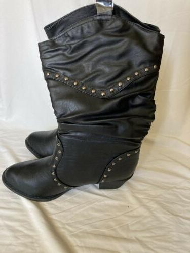 West BLVD Moscow Cowboy 143, Size 7.5