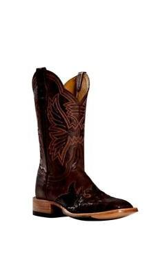 Cinch Western Boots Mens Cowboy Mad Dog Sq Toe CFM152