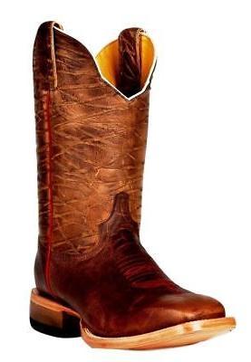 Cinch Western Boots Mens Edge Mad Dog Cowboy CEM523