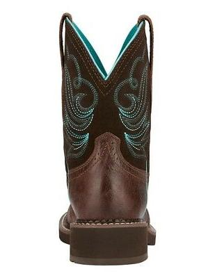 Ariat Western Heritage Dapper Fudge