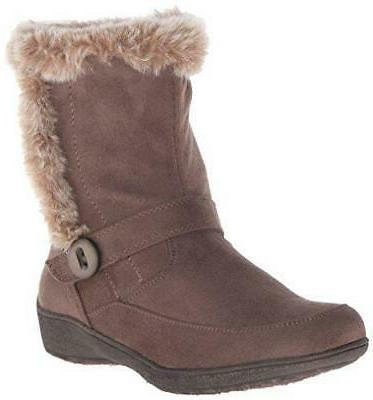 women s cold weather boot olivia sand