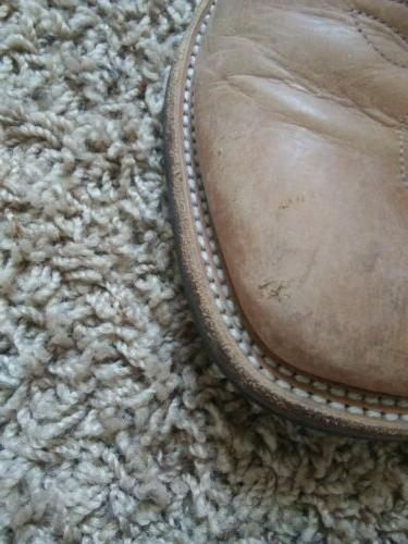 Women's Old Boots 6 Brown 030