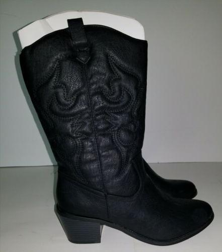West Blvd Boots. New.