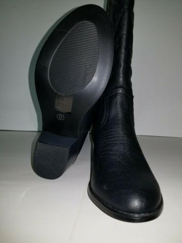 West - Women's, Miami Black Cowgirl Boots.