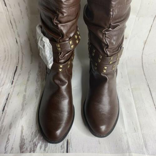 West Cowgirl Western Boots, brown size 11